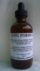 Planetary Elixirs Lung Formula