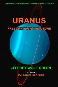 Uranus: Freedom From the Known – 2014 edition - book